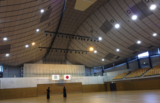 武蔵武道館3