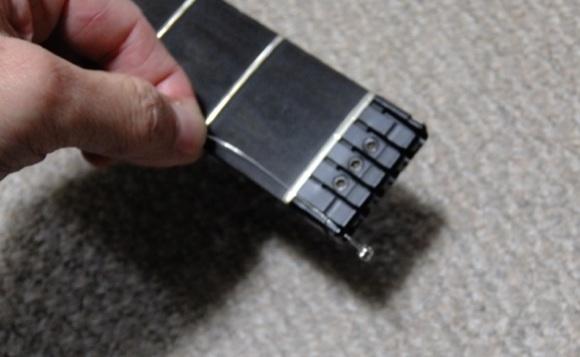 スタインバーガー弦交換2