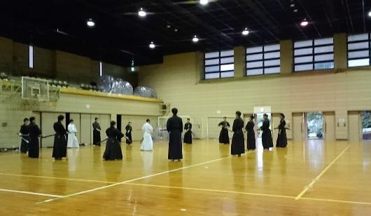 2017夏玄武館合宿4