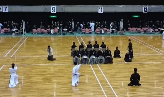 大阪居合道大会2018_3