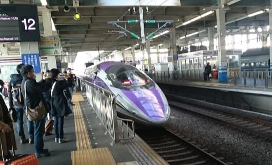 エヴァ新幹線8